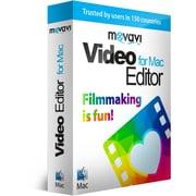 Movavi – Video Editor 4 Personal Edition pour Mac [Téléchargement]