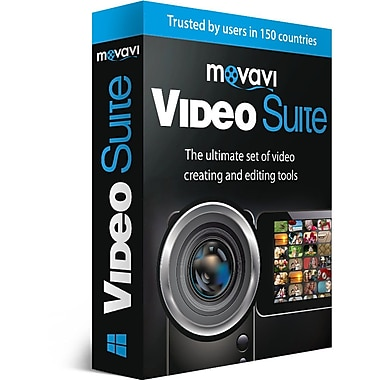 Movavi – Video Suite 16 Personal Edition [Téléchargement]