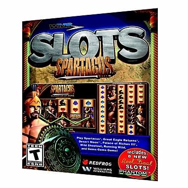 WMS – Slots : Spartacus [Téléchargement]