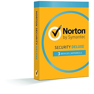 Norton Security Deluxe, 3 Devices [Download]
