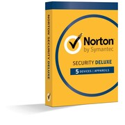 Norton Security Deluxe, 5 Devices [Download]