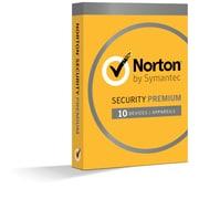 Norton Security Premium, 10 Devices [Download]