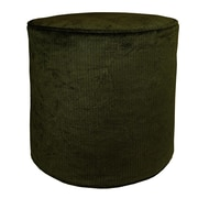 R&MIndustries Double Trouble Poof Ottoman; Winter