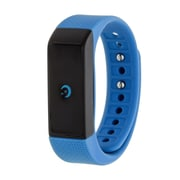 RBX Waterproof Activity Tracker with Notification Previews and Wrist Sense Technology, Navy Blue