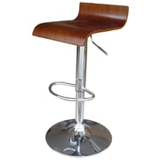 New Pacific Direct Moda Adjustable Height Bar Stool (Set of 2)