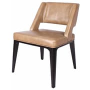 New Pacific Direct Everett Bonded Leather Lounge Chair