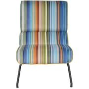 New Pacific Direct Eloise Fabric Lounge Chair