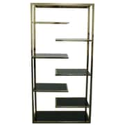 New Pacific Direct Guido Display Etagere Bookcase