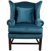 New Pacific Direct Ellery Fabric Armchair