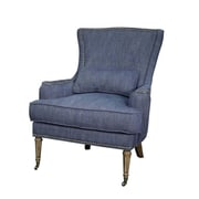 New Pacific Direct Felix Fabric Armchair