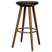 New Pacific Direct Dawn 29'' Bar Stool w/ Cushion (Set of 2)