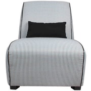 New Pacific Direct Quincy Fabric Lounge Chair