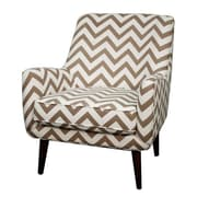 New Pacific Direct Zoe Fabric Armchair