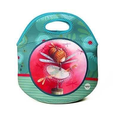 Ketto Neoprene Sweet Lunch Bag, Erika