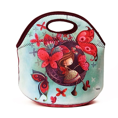 Ketto Neoprene Sweet Lunch Bag, Fannie