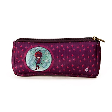 Ketto Neoprene Little Pouch, Ladybug on a Swing