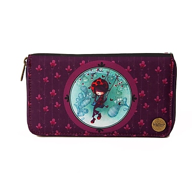 Ketto Wallet, Ladybug on a Swing