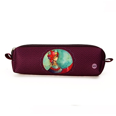 Ketto Neoprene Mini Case, Knitting Lady