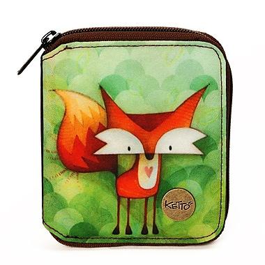Ketto Small Wallet, Fox
