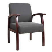 TygerClaw Mid Back Fabric Guest Chair (TYFC2320)