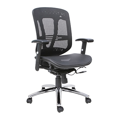 TygerClaw Mid Back Mesh Office Chair (TYFC2324)