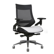 TygerClaw Mesh Back, Bonded Leather Seat Chair (TYFC2325)