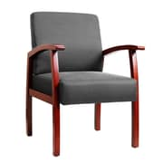 TygerClaw Mid Back Fabric Guest Chair (TYFC2326)