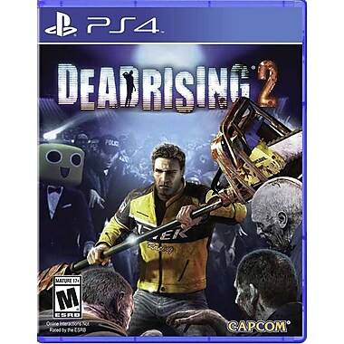 Capcom PlayStaion 4 Dead Rising 2 HD