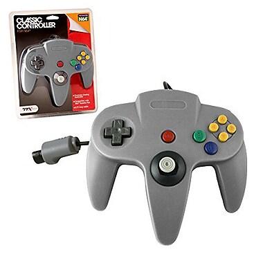 TTX Tech – Manette Nintendo64, gris