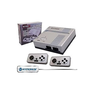 Hyper Kin Retron 1 Nintendo Entertainment System, Grey/Black