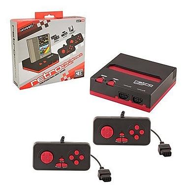 Retro-Bit NES System Retro, Black/Red