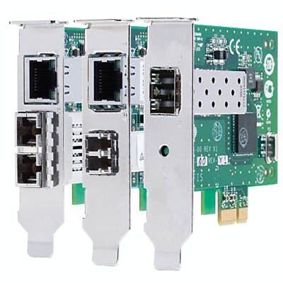Allied Telesis™ 2911 Series 1000SX ST PCI Express x1 Gigabit Network Adapter