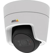 AXIS® 0880-001 Companion Eye LVE Wired Fixed Mini Dome Outdoor IR Network Camera, Night Vision, White