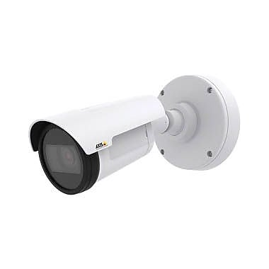 AXIS® P1425-LE Mk II Wired Bullet Outdoor IR Network Camera, Night Vision, White
