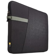 Case Logic® Ibira Black Polyester Laptop Sleeve Case (IBRS115BLACK)