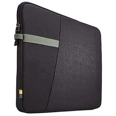 Case Logic® Ibira Black Polyester Laptop Sleeve Case (IBRS115BLACK)