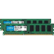 Crucial® CT2K102464BD186D 16GB (2x8GB) DDR3 SDRAM DIMM 240-pin DDR3-1866/PC3-14900 Notebook RAM Module