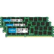 Crucial® CT3K16G3ERSLD4160B 48GB (3x16GB) DDR3 SDRAM RDIMM 240-pin DDR3-1600/PC3-12800 Server RAM Module
