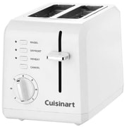 Cuisinart® BNDL BFST SS5/CPT122 2 Slice Compact Plastic Toaster and Single Serve Brewer