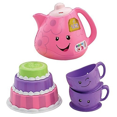 Fisher-Price® Laugh & Learn® Smart Stages Tea Set Toy, 6 - 36 Months (CDG07)