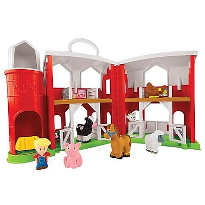 Fisher-Price Little People Animal Friends Farm Playset (CHJ51) IM14T7407