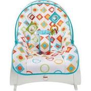 Fisher-Price® Infant to Toddler Rocker Sleeper, Geo Diamond (CMP83)