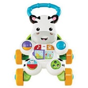 Fisher-Price® Toddler Learn with Me Zebra Baby Walker (DKH80)