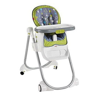 Fisher-Price Infant 4-in-1 Total Clean High Chair (DKR72) IM14T7363