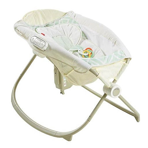 e480eb52999 Fisher-Price® Smart Connect™ Newborn Auto Rock N Play Sleeper ...