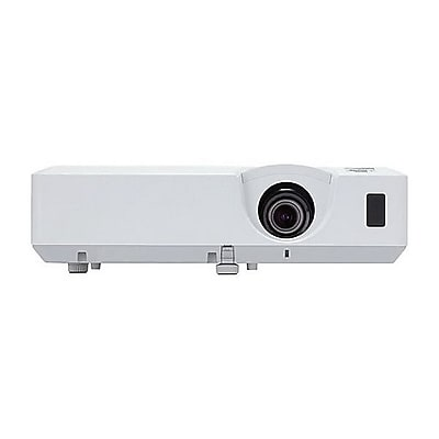 Hitachi CP-WX4042WN WXGA 3LCD Projector, White