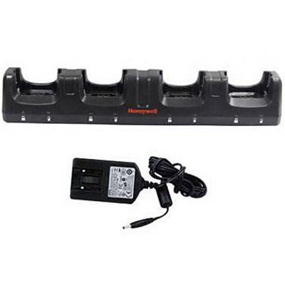 Honeywell® ChargeBase Quad Bay Charging Cradle for Dolphin 99EX Mobile Computer (99EX-CB-1)