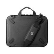 HP® Chromebook 11 Always-On Black Polyester Notebook Carrying Case (M7U12UT)