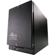 ioSafe® 216 8TB 2 Bay Desktop SAN/NAS Server (216-8TB1YR)