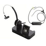 Jabra 9470 14201 41 Pro 9470 Mono Wireless Headset with Link, Black by
